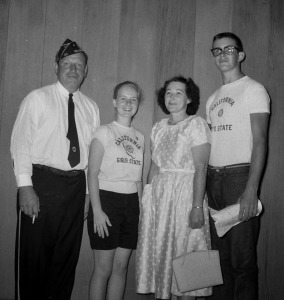 Girl and Boy State Delegates