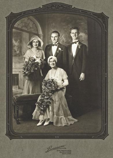 Joe Giorgi and Catherine Poulsen - 1931