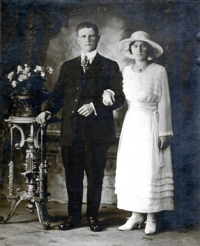 Victor Buchignani and Eva Giorgi - 1919