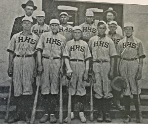 6 HHS Baseball 1919 edited