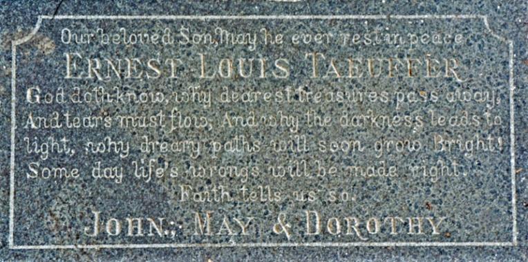 Ernest Memorial 4 resized