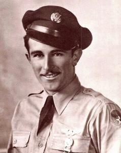 Richard Army Portrait