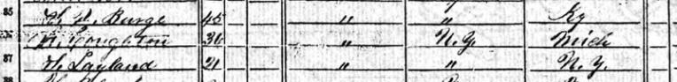 1852 CA Census detail