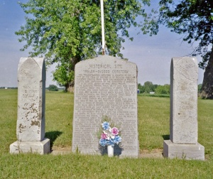 Clarinda grave - sized