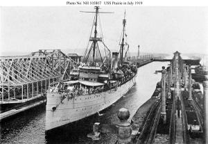 PHOTO 4 - USS Prairie 1919