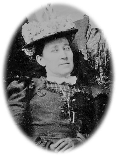Agnes circa 1899