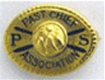 Past Chief pin