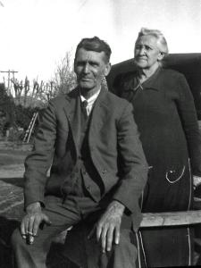 Agnes and Albert Wilson